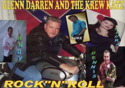 Glenn Darren & the Krew Kats
