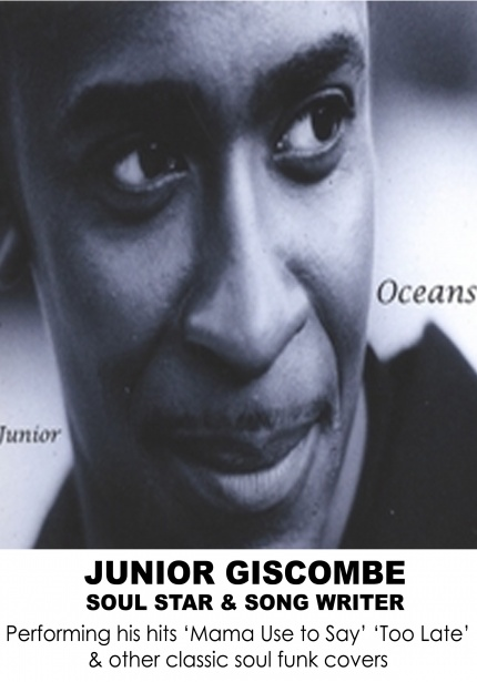 Junior Giscombe & His Band
