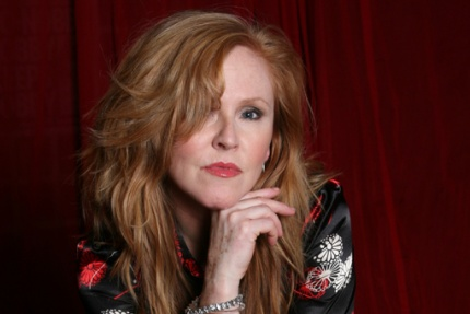 Carol Decker of T'Pau