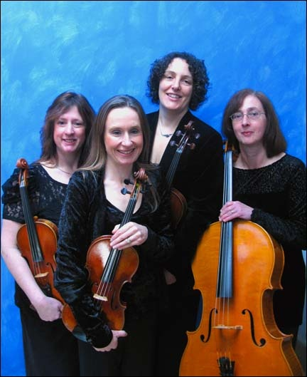 The Ariana String Quartet