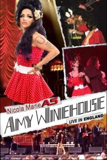Nicola Marie As Amy Winehouse