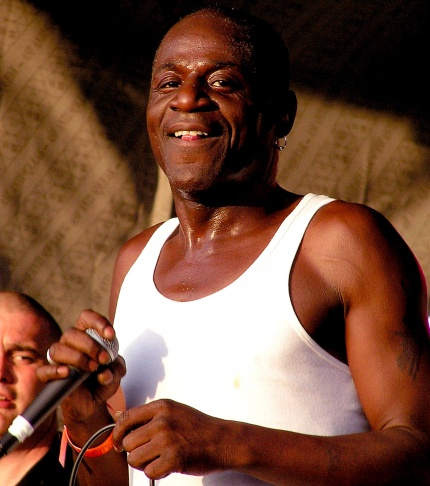 Neville Staple of The Specials