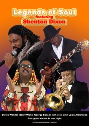 Shenton Dixon's Legends Of Soul
