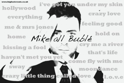 Mike All Buble