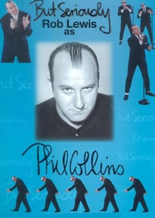 But Seriously Phil Collins Tribute Available Through Bcm