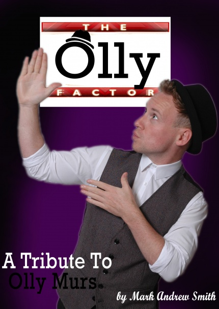 Mark Andrew Smith As Olly Murs