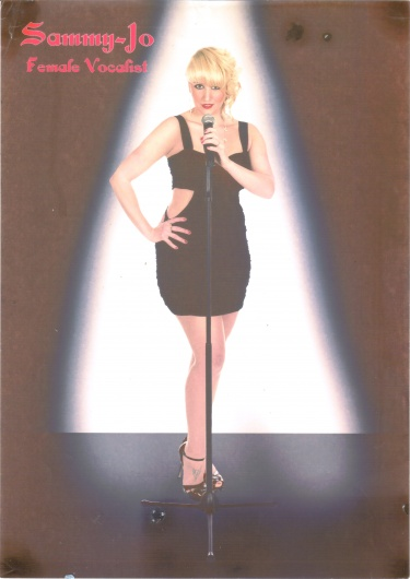Sammy Jo Female Singer Available Through Bcm